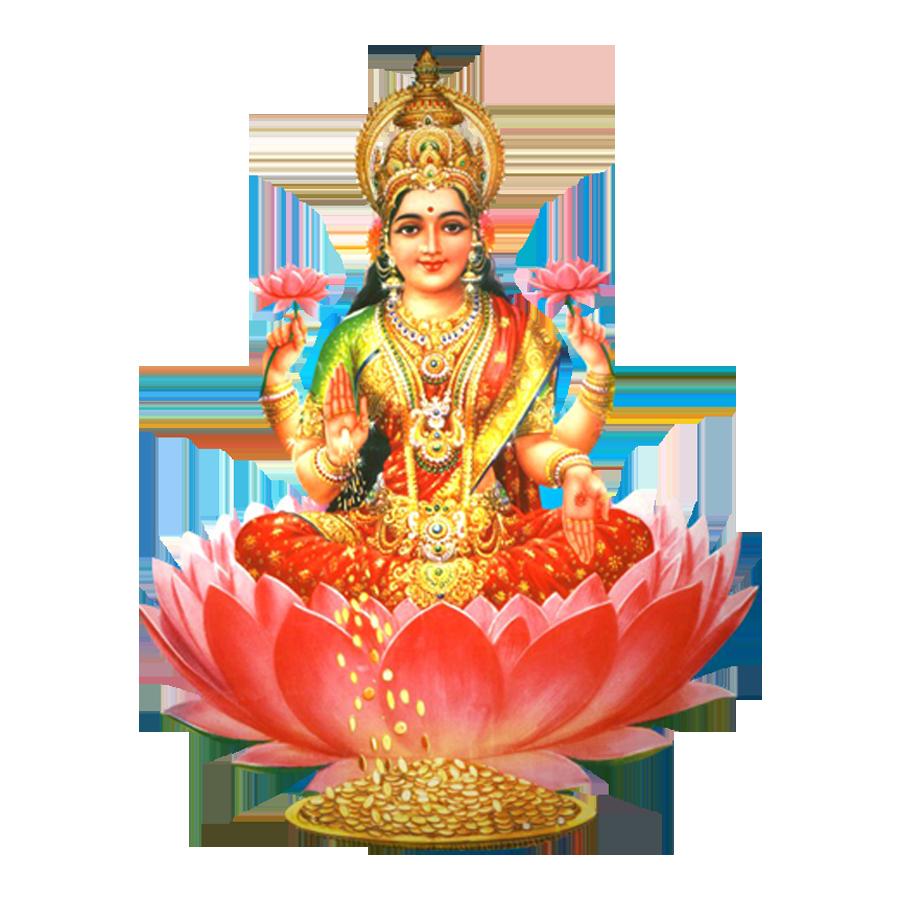 Lakshmi PNG Transparent Images - Laxmi Devi PNG