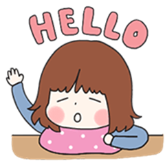 Lazy Girl PNG - 44377