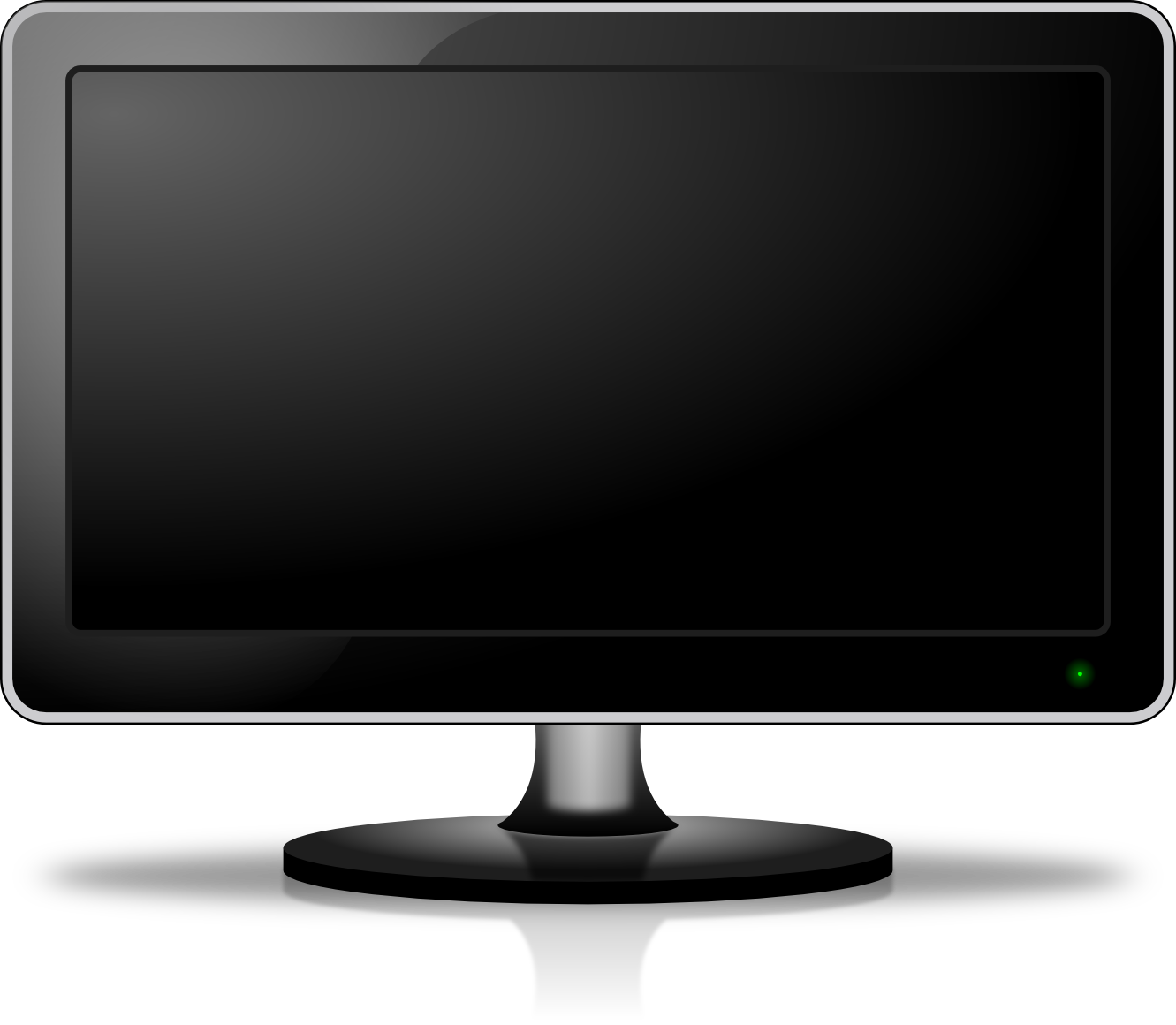 Lcd Monitor PNG - 68201