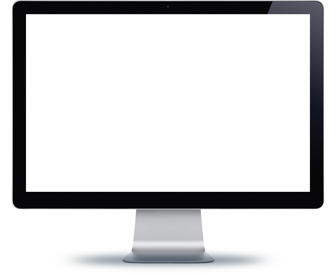 Monitor transparent LCD PNG image - Lcd PNG