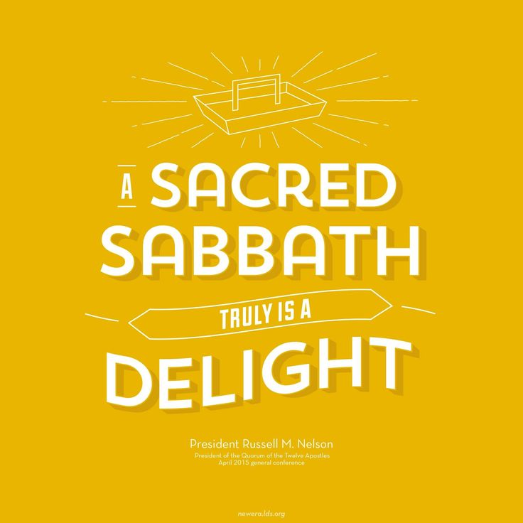 A sacred Sabbath truly is a delight. President Russell M. - Lds PNG Sabbath Day