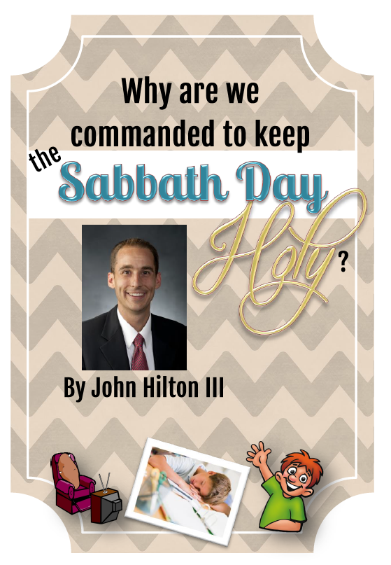 Great article and teaching ideas about keeping the Sabbath Day holy! - Lds PNG Sabbath Day