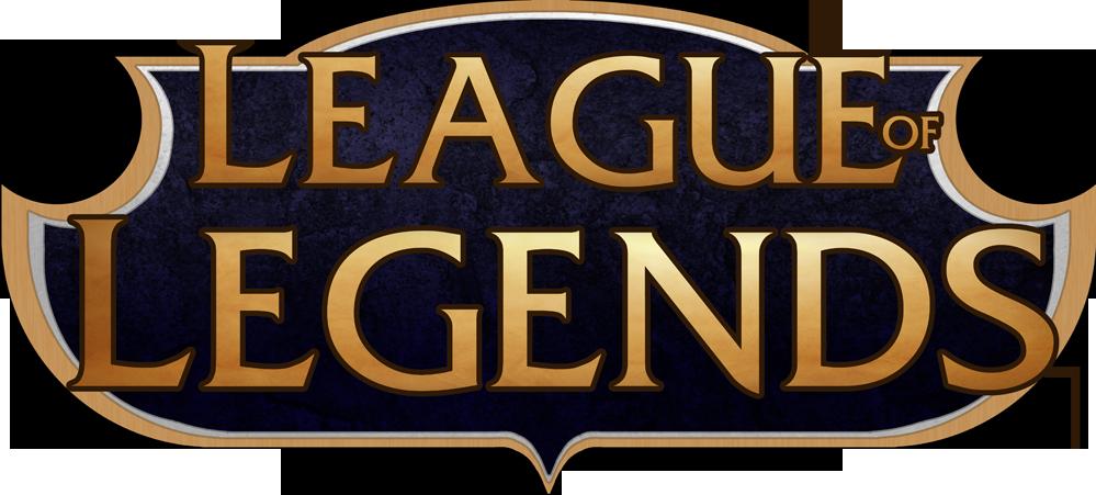 League of Legends logo.png - League Of Legends HD PNG