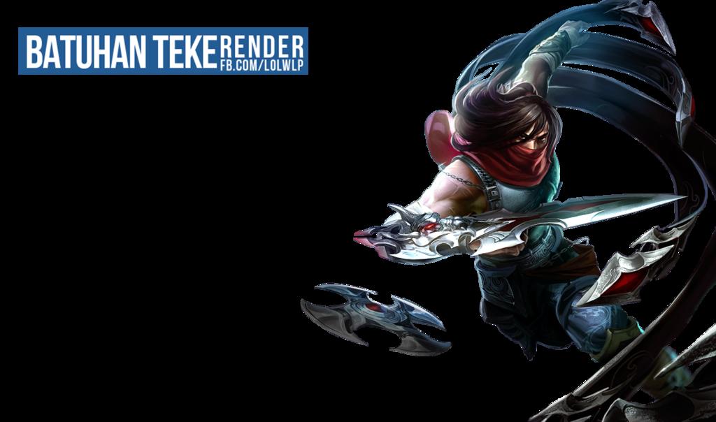 League Of Legends talon render hd by BtGraphic7 PlusPng.com  - League Of Legends HD PNG