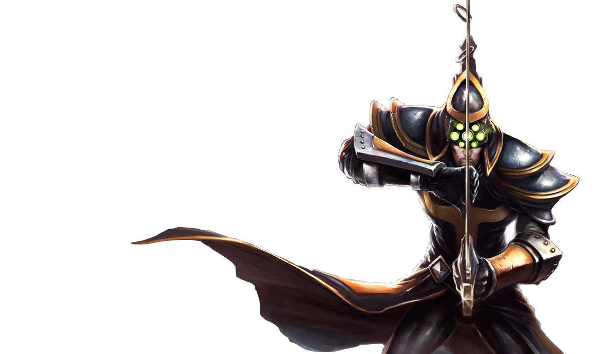 Master Yi PNG Free Download - League Of Legends HD PNG