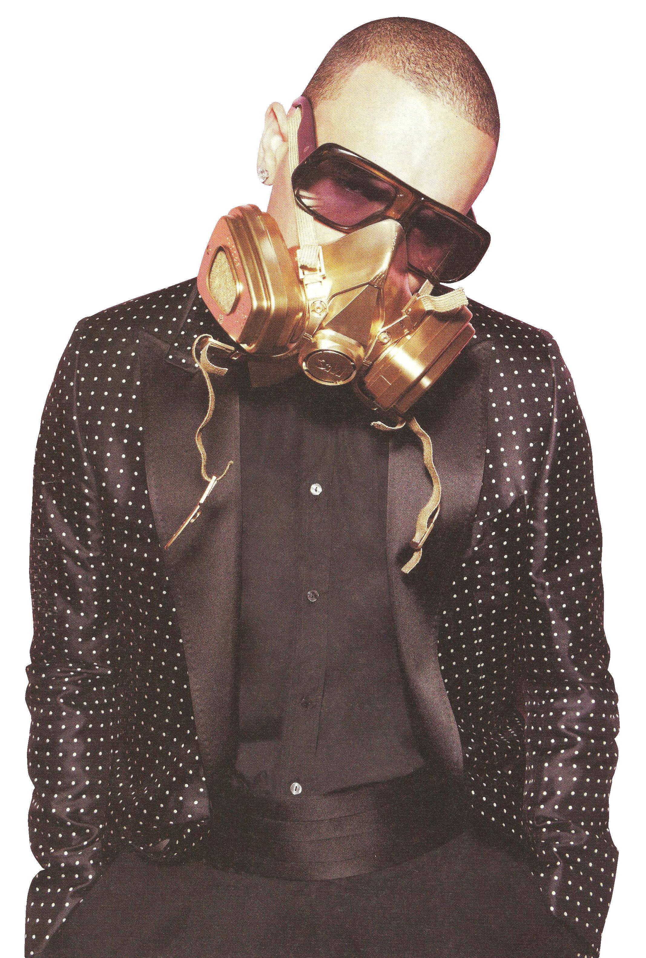 Chris Brown PNG - 6410