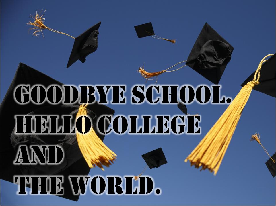 good bye school - Leaving To School PNG