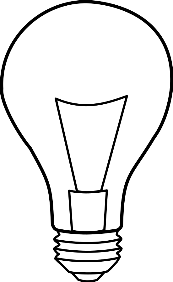 Led PNG Black And White - 68894