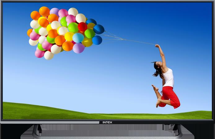 Intex LED TV 4010 Full HD wit