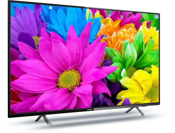 Intex LED TV 4300 Full HD with Panel Size 108 CM - Led Tv PNG