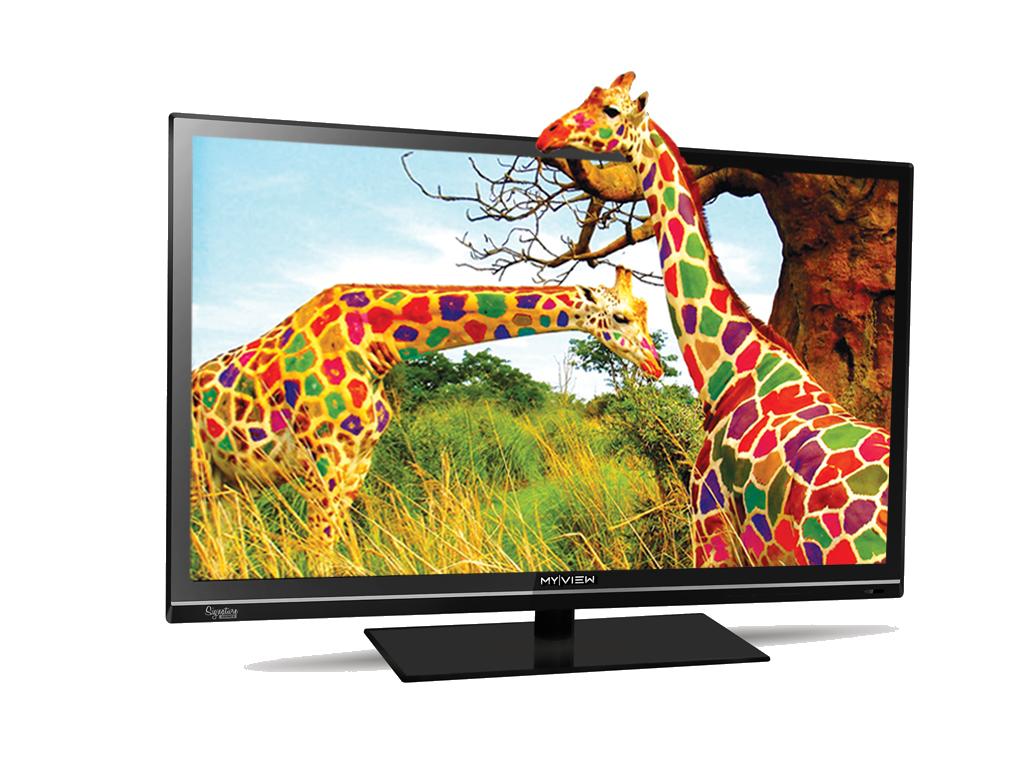 My View 32u2033 LED TV - Led Tv PNG