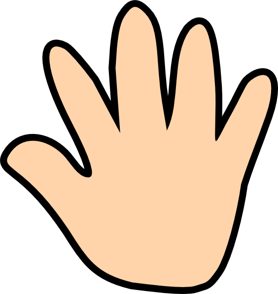 Left And Right Hand PNG - 88866