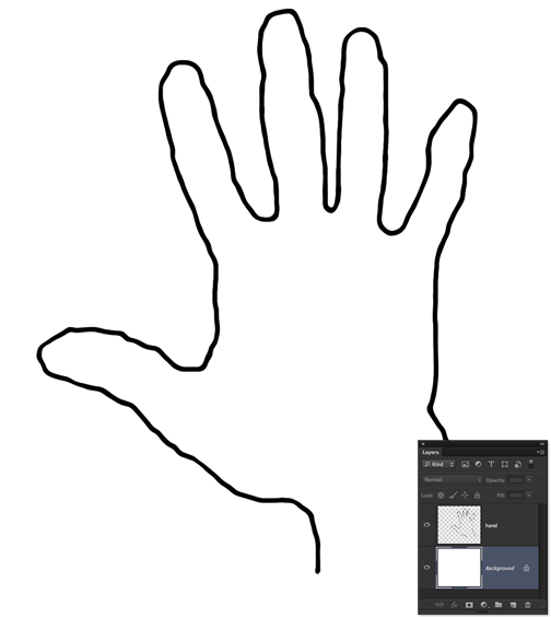 Left And Right Hand PNG - 88871