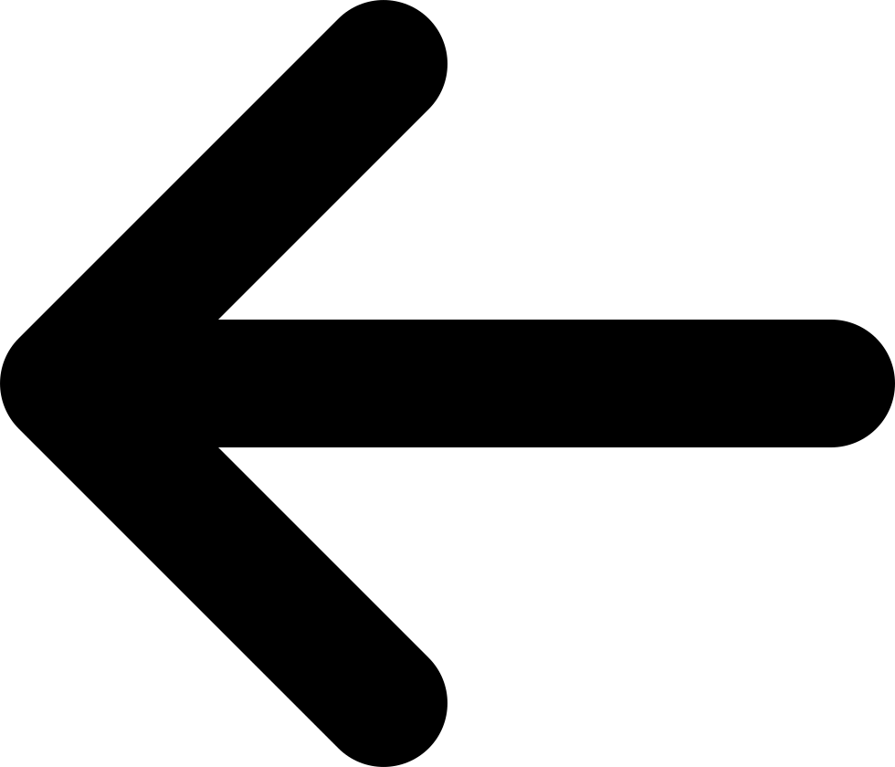 Left Arrow PNG