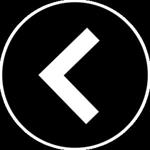 Left black arrow Clip Art - Left Arrow PNG