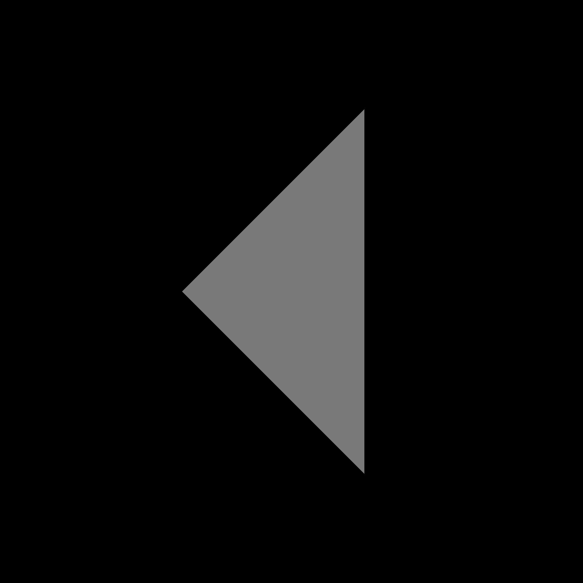 New SVG image - Left Arrow PNG