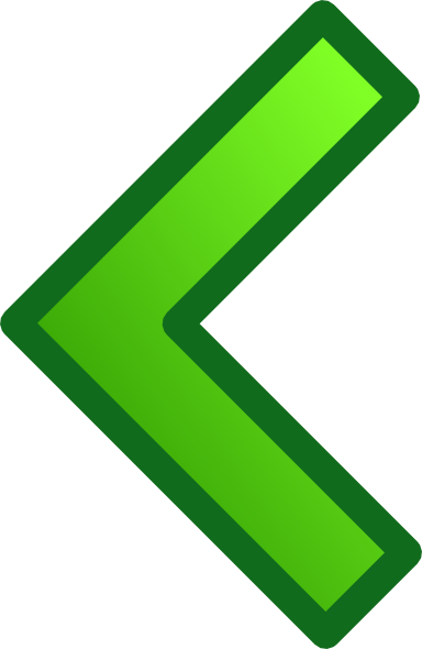 PNG: small · medium · large - Left Arrow PNG