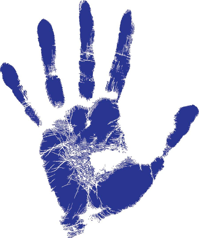 Left Handprint PNG - 43482
