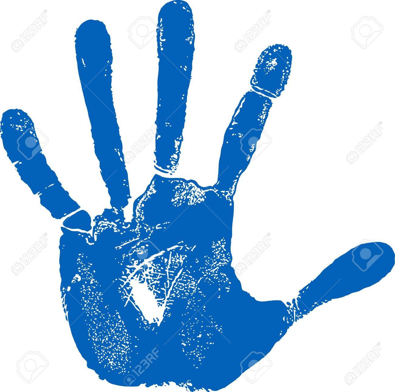 Left Handprint PNG - 43485