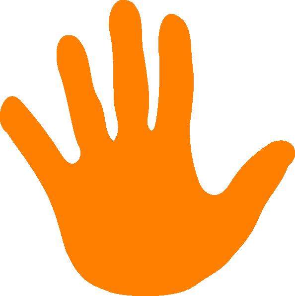 Left Handprint PNG - 43494