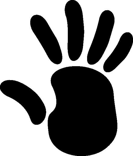 Left Handprint PNG - 43489