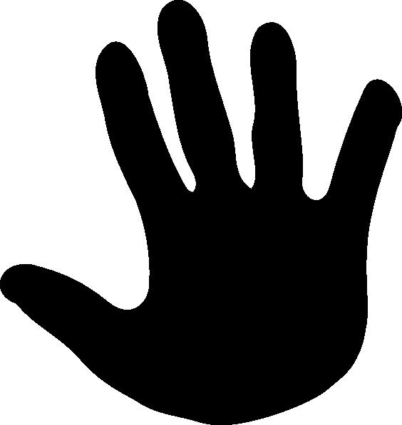 Left Handprint PNG - 43491
