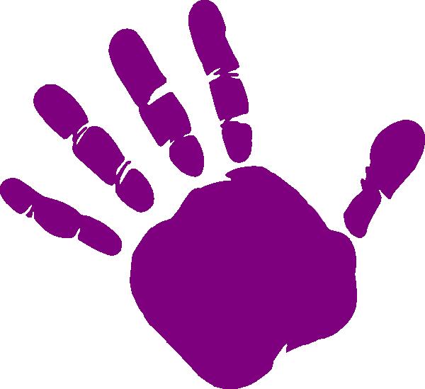 Left Handprint PNG - 43488