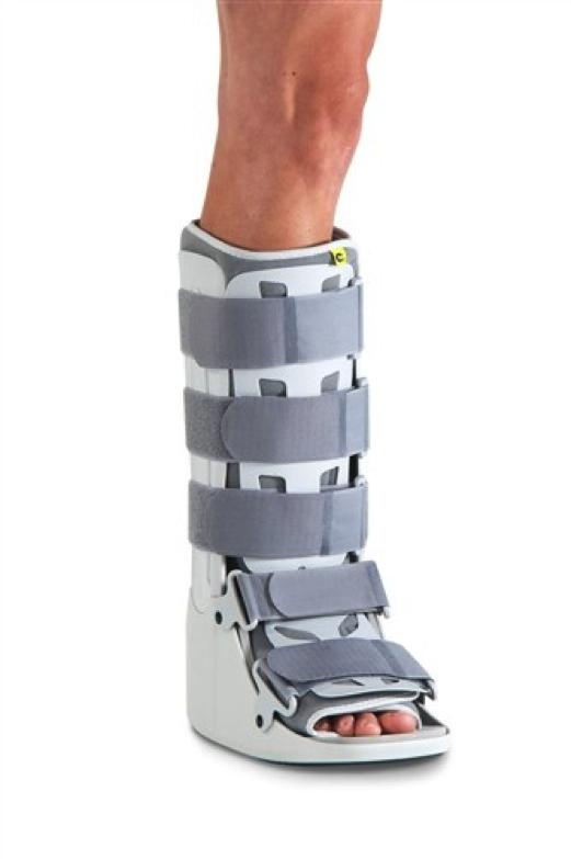 Leg Cast PNG-PlusPNG.com-521 - Leg Cast PNG