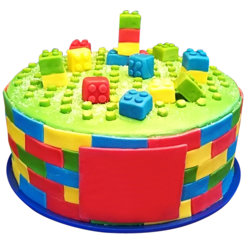 lego cake - Lego Birthday PNG