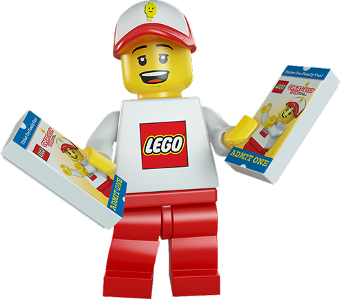 LEGO Creativity Tour - Lego Birthday PNG