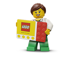 Rewards Tout_GiftCard_front - Lego Birthday PNG