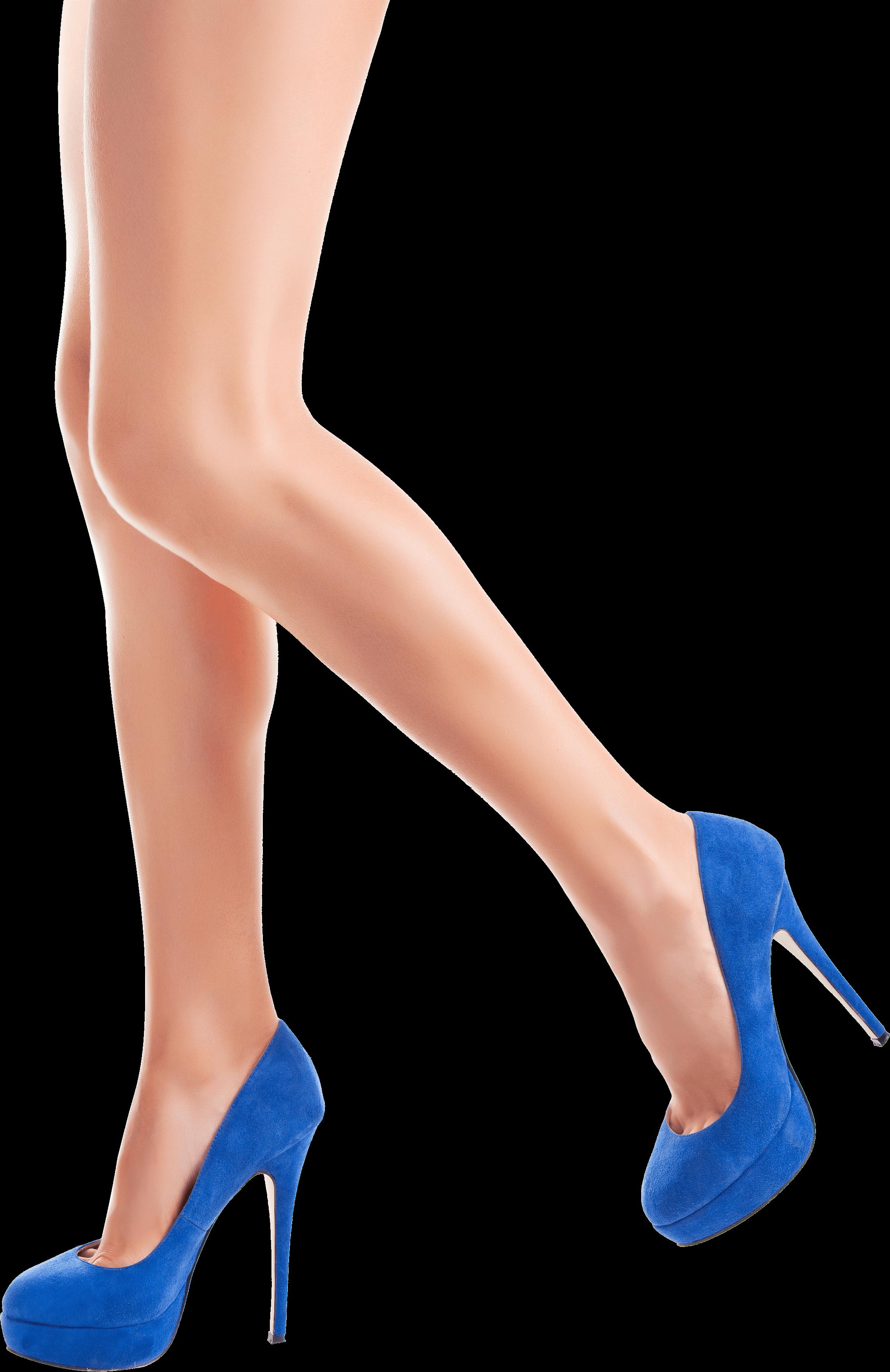 PNG File Name: Female Leg PlusPng.com  - Legs PNG