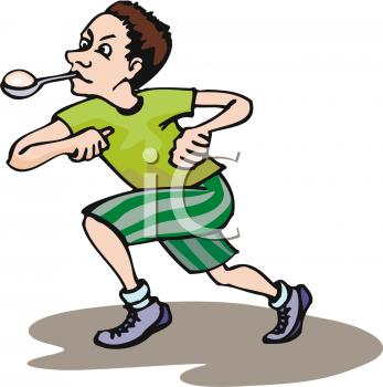 Lemon clipart spoon race #9 - Lemon And Spoon Race PNG