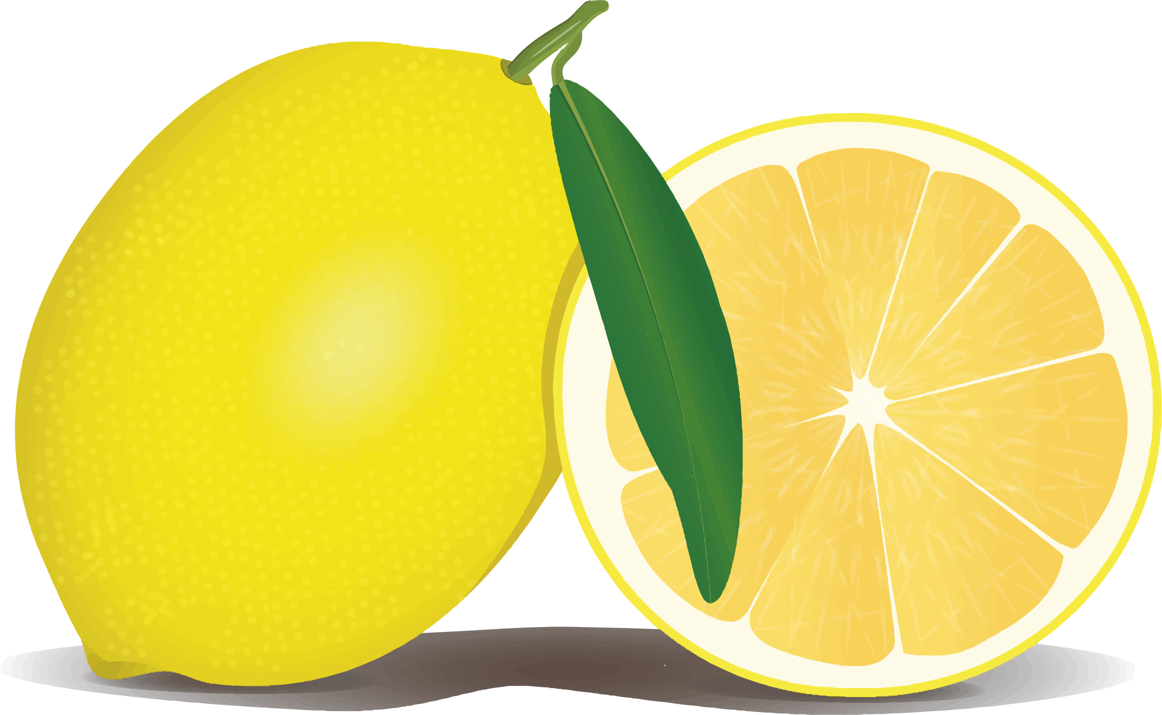 Lemon PNG Png - 42766