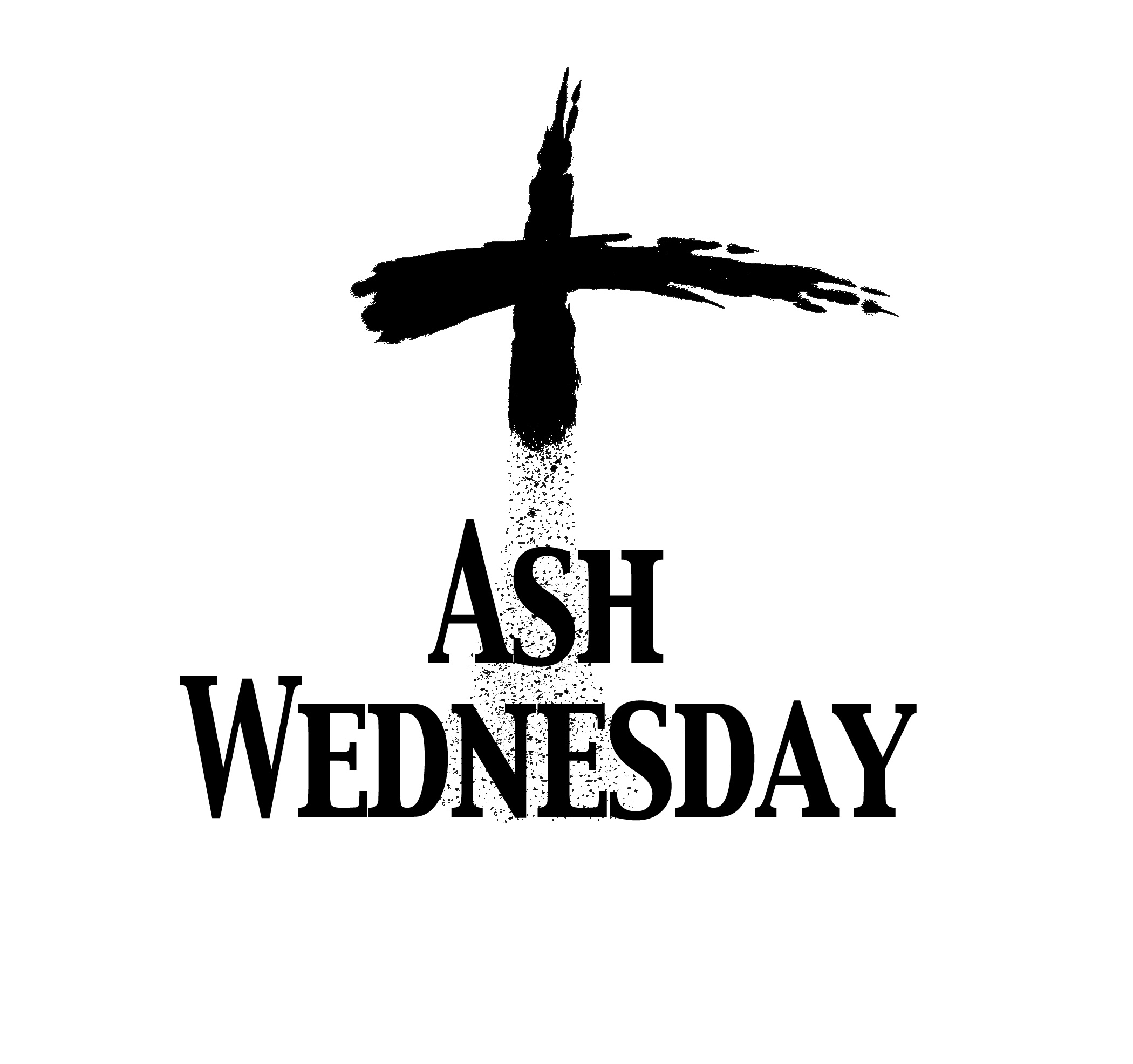 Ashe clipart hd - Ash Wednesd