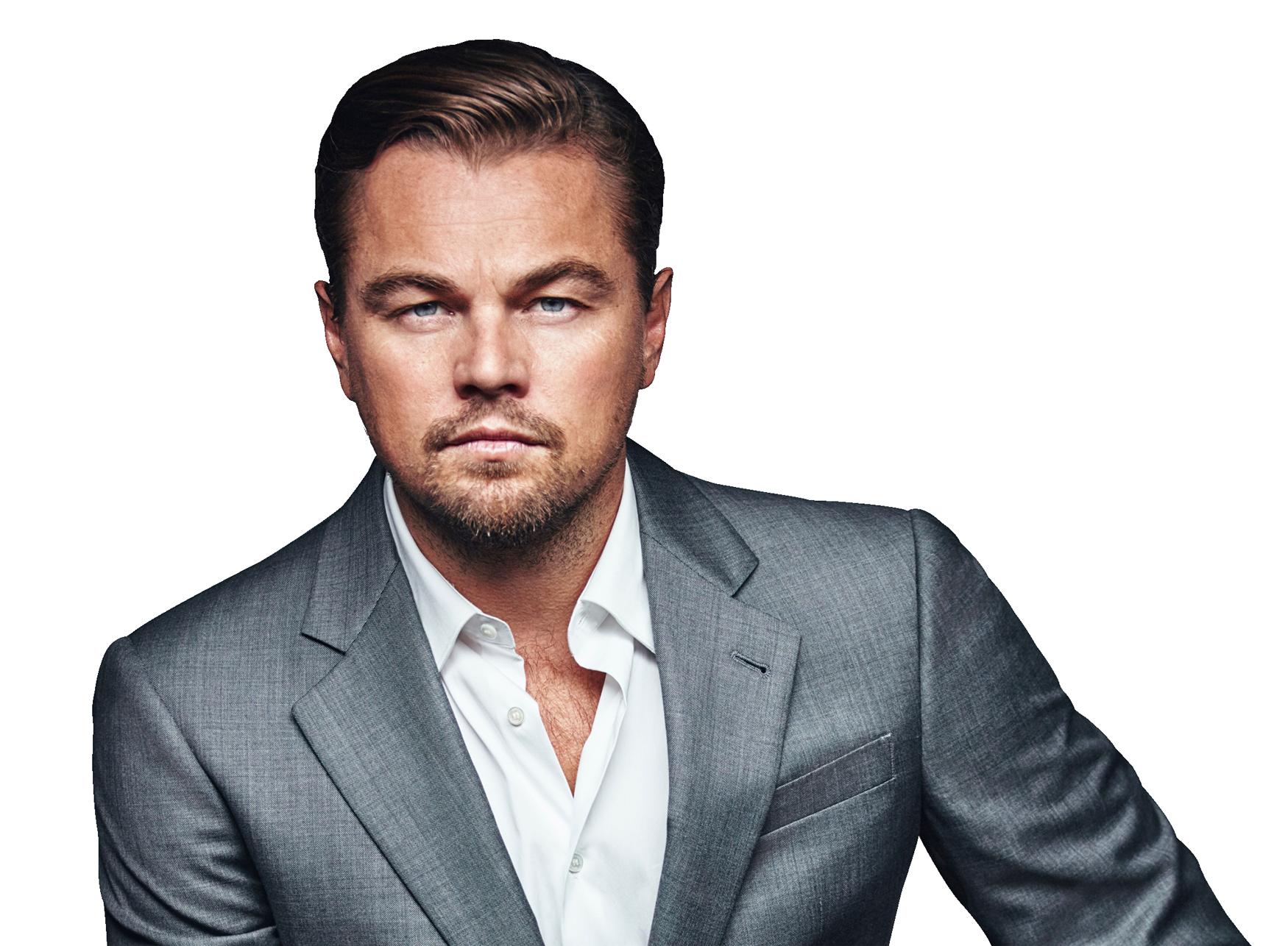 Leonardo DiCaprio PNG-PlusPNG.com-1750 - Leonardo DiCaprio PNG