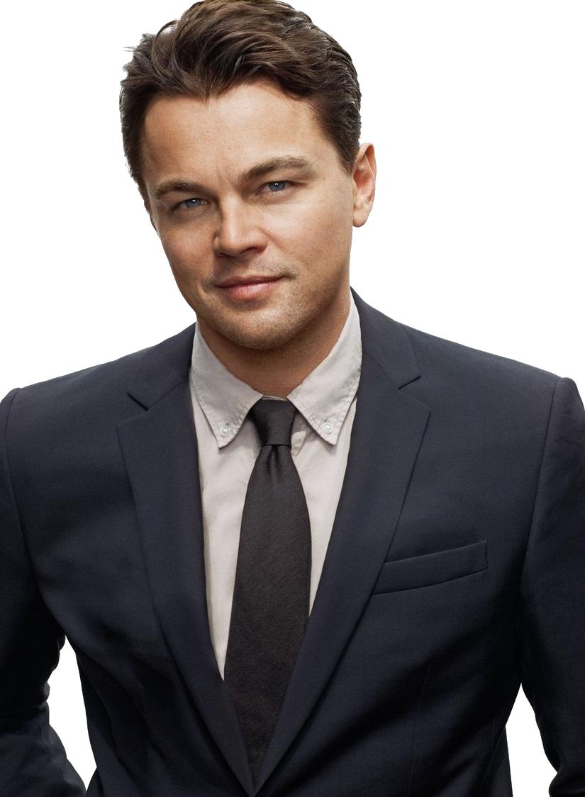 Leonardo DiCaprio PNG-PlusPNG.com-825 - Leonardo DiCaprio PNG