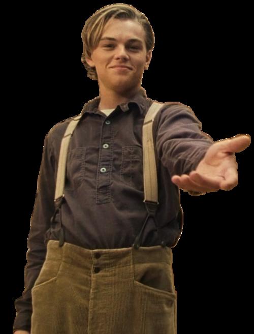 Leonardo Dicaprio.png - Leonardo DiCaprio PNG