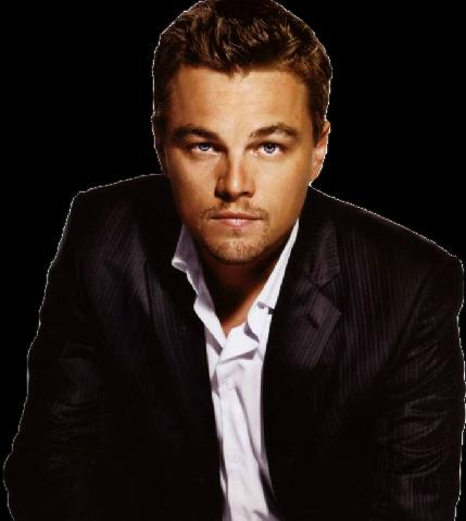 Leonardo DiCaprio PNG File - Leonardo DiCaprio PNG