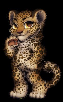 Leopard PNG - 24784