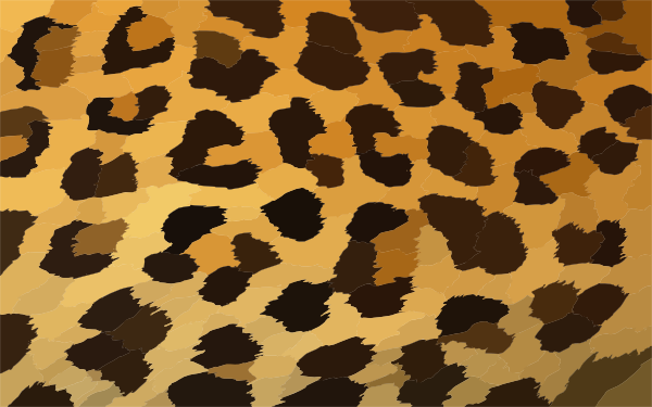 PNG: small · medium · large - Leopard Print PNG