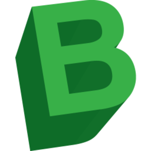 Letter B HD PNG - 93783