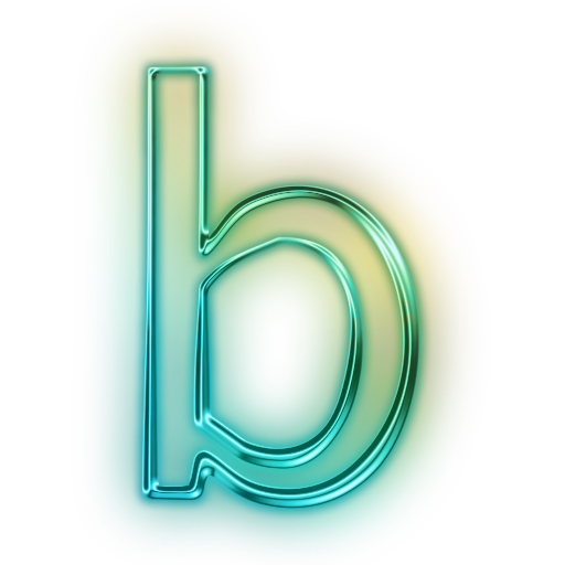 Letter B HD PNG - 93769