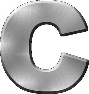 Letter C HD PNG - 92532