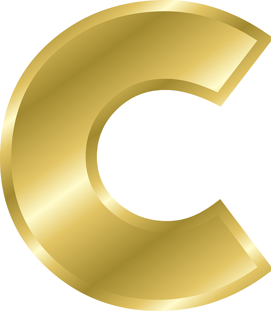 Letter C HD PNG - 92536
