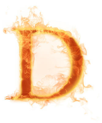 D Transparent - Letter D HD PNG