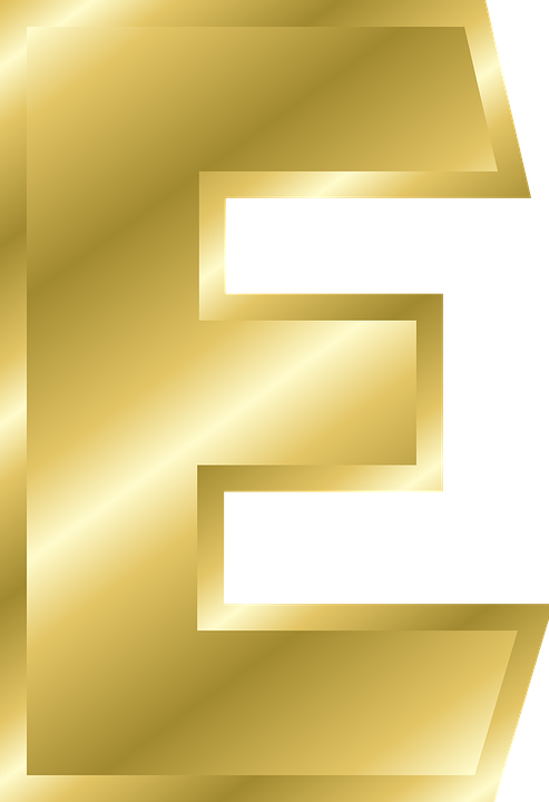 Letter E HD PNG - 117759