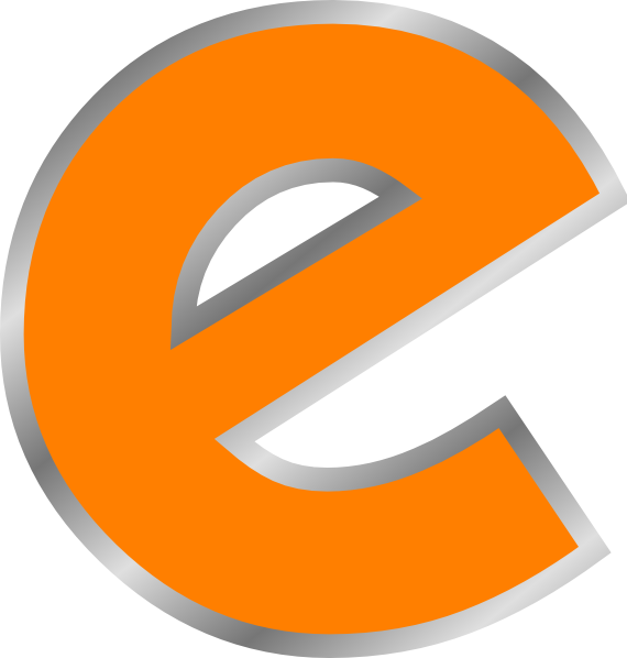 Letter E HD PNG - 117758