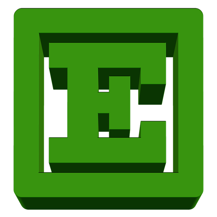 Letter E HD PNG - 117756