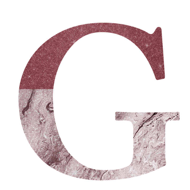 Letter G HD PNG - 120145